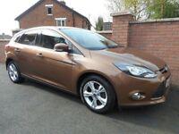 2013 ford focus zetec tdci{38000 miles,finance,warranty ava,20 pounds tax}