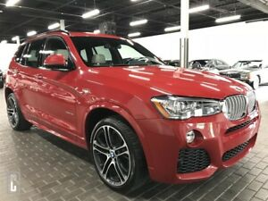 2015 BMW X3 xDrive28i-M SPORT-NAVI-REAR CAMERA-ONLY 59KMS