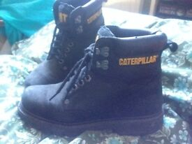 Caterpillar boots UK 5