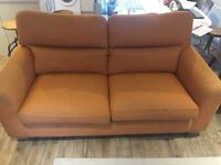 Modern 3 seater sofa in very good condition