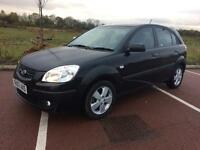 2007 07 Kia Rio (new shape) 1.4i 1 Owner 10 Months MOT LOW Insurance FULL History drives perfect