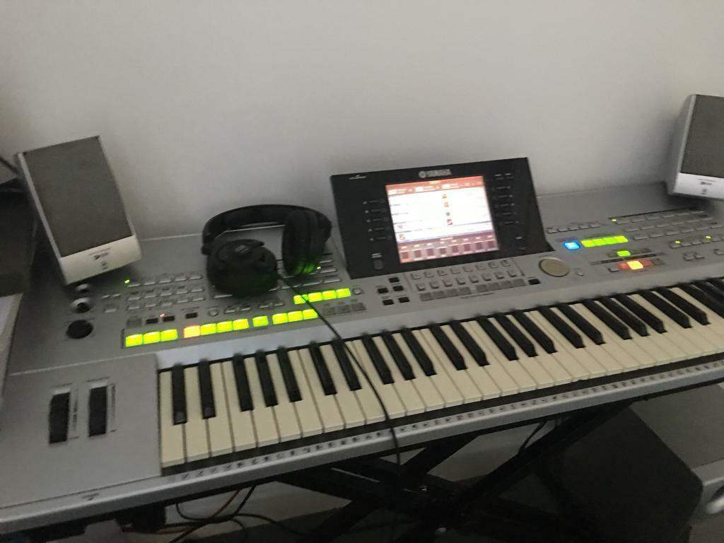 yamaha tyros 1 in peterborough cambridgeshire gumtree. Black Bedroom Furniture Sets. Home Design Ideas