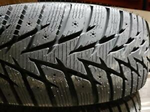 4 winter tires studdable NEW 225/45r17