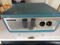 Vintage Alba Model 532 Record Player Vinyl player Sold as for Repair or Spares