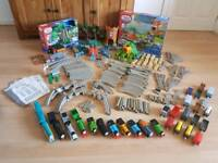 Huge lot of Thomas the Tank Engine & Friends Trackmaster train set