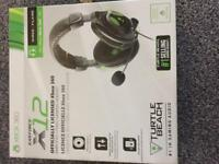 Turtle beach x12 headset for Xbox/pc