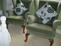Pair Parker Knoll Original /Vintage in family from new. Cambridgeshire