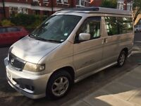 Mazda Friendee Bongo with camping pop-top for sale in North London