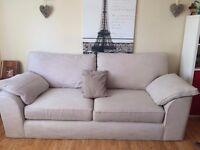 NEXT sofa- almost brand new