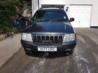 4.7 l v8 petrol and lpg jeep auto
