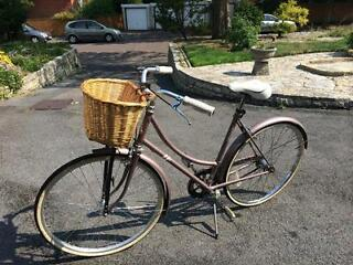 Sought after restored Bike
