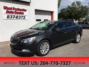 2015 Buick LaCrosse Leather CXL