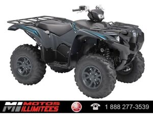 2018 yamaha  Grizzly 700 DAE SE  *Promo treuil + 1.89% sur 24 mo