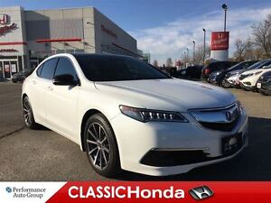 2015 Acura TLX TECH | NAVI | ONE OWNER | LEATHER |