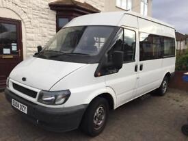 2004 Ford transit 2L minibus 10 seater