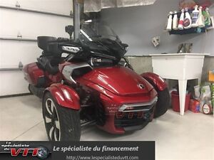 2016 Can-Am Spyder F3-T SE6 -