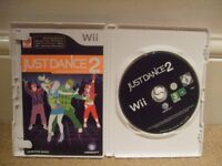 Just Dance 2 for Wii console