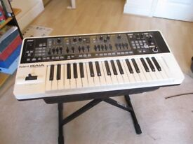 Roland Gaia synthesizer. Owned from new. Never gigged. Superb condition.