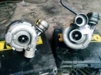 Turbocharger's