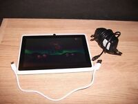 "7"" inch Touch Screen Android 4.2 Allwinner A23 Dual Core 1.5GHz 8GB Tablet PC UK"