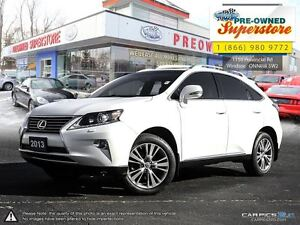 2013 Lexus RX 350 >>>AWD/LEATHER/NAV<<<