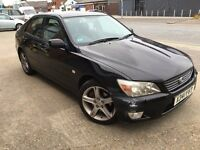 Lexus IS 200 2.0 SE 4dr £550 p/x considered 2000 (X reg), Saloon petrol manual