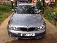 BMW 1 Series 1.6 116i SE 5dr LOW INSURANCE/ROAD TAX 6 SPEED 2007 (07 reg), Hatchback