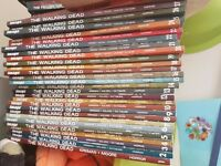 The Walking Dead complete collection Graphic Novels