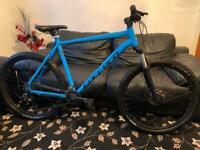 """Carrera Valour Disc 2020 27.5"""" Mens Mountain Bike (LIKE NEW)"""