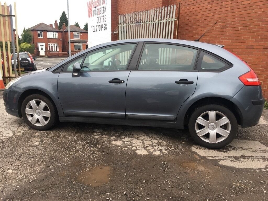 Citroen C4 1.4 i 16v SX Hatchback 5dr Petrol Manual (153 g/km, 90 bhp) ****TIMING BELT REPLACED***