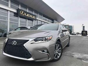 2016 Lexus ES 300h HYBRID, TOURING, NAV, CAM, LEATHER, ONE OWNER