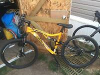 Mountain bike brand new