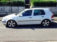 VW GOLF TDi 1.9 DIESEL MOT'd Great MPG