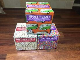 Impossipuzzle x 3 or individual £4 each