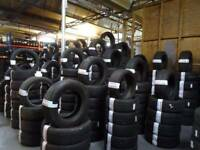 "** MATCHING PAIRS & SETS OF BRANDED 20"" CAR TYRES **ALL SIZES AV TXT SIZE TO 074** OPN SEP WEEKEND"