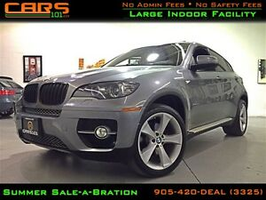 2012 BMW X6 xDrive35i | Navigation | Bluetooth | Rear Cam |