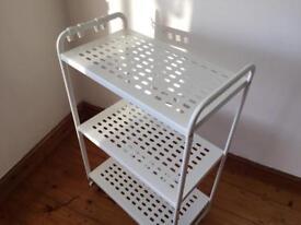 Ikea Mulig shelving unit as new