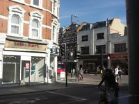 Clapham Junction Shop to Let in Prime Corner Location