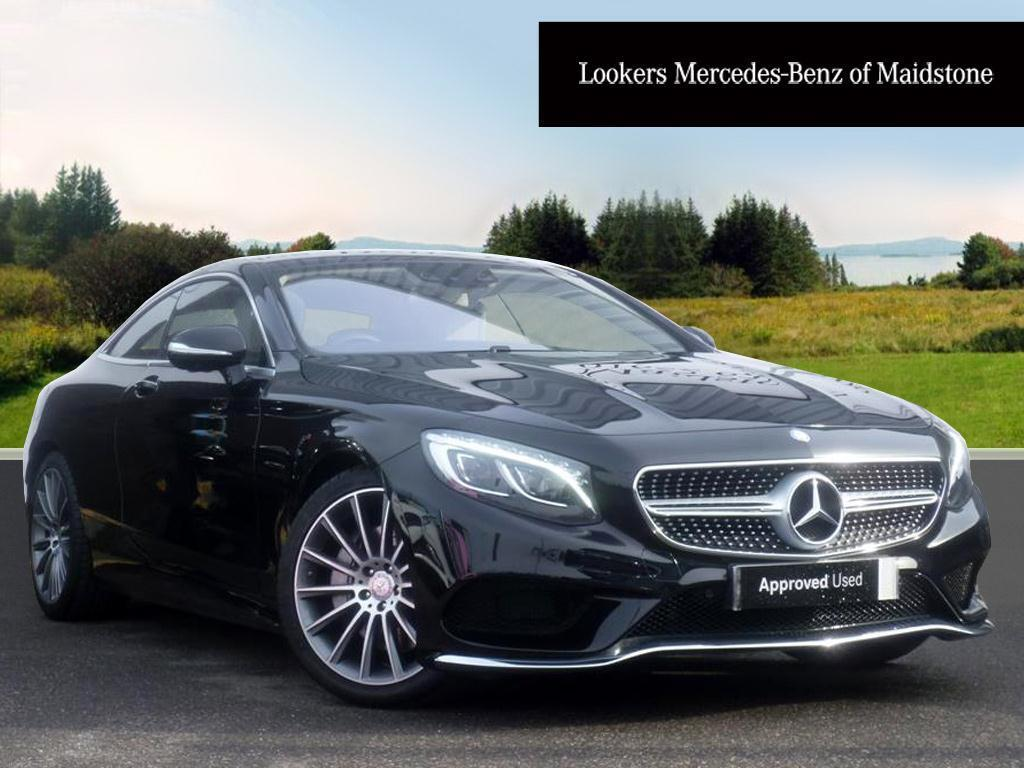 Mercedes benz s class s500 amg line premium black 2016 for Mercedes benz s500 amg