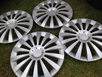 Corsa steel wheels /Winter tyres.