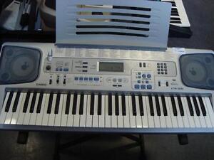 Clavier électronique Casio CTK 591