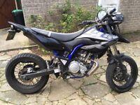 Yamaha WR 125 (cat d) no offers