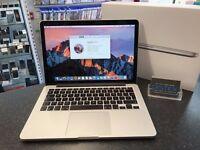 """MacBook Pro 2014 13"""" Retina Display Intel Core i5 2.6GHz 8GB RAM 256GB SSD"""