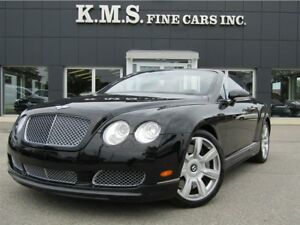 2007 Bentley Continental GTC CANADIAN| EURO SKIRT PKG| CLEAN CAP