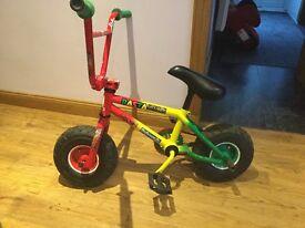Mini rocker bike