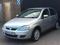 Vauxhall corsa 1.2 89000 miles 1 year mot