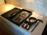 Casino Roulette Set table board game