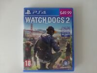 Watchdogs 2 for the PS4