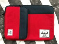 Herschel MacBook Pro/Air 13-inch case + matching iPad Mini case | Excellent Condition