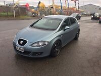 280bhp Leon tdi big spec